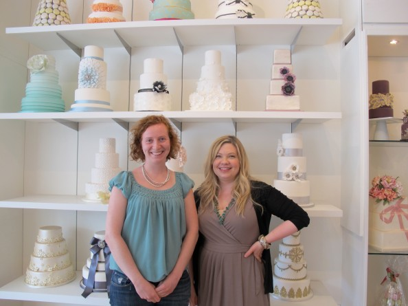 Sarah Bell and Allyson Bobbitt from Bobbette and Belle